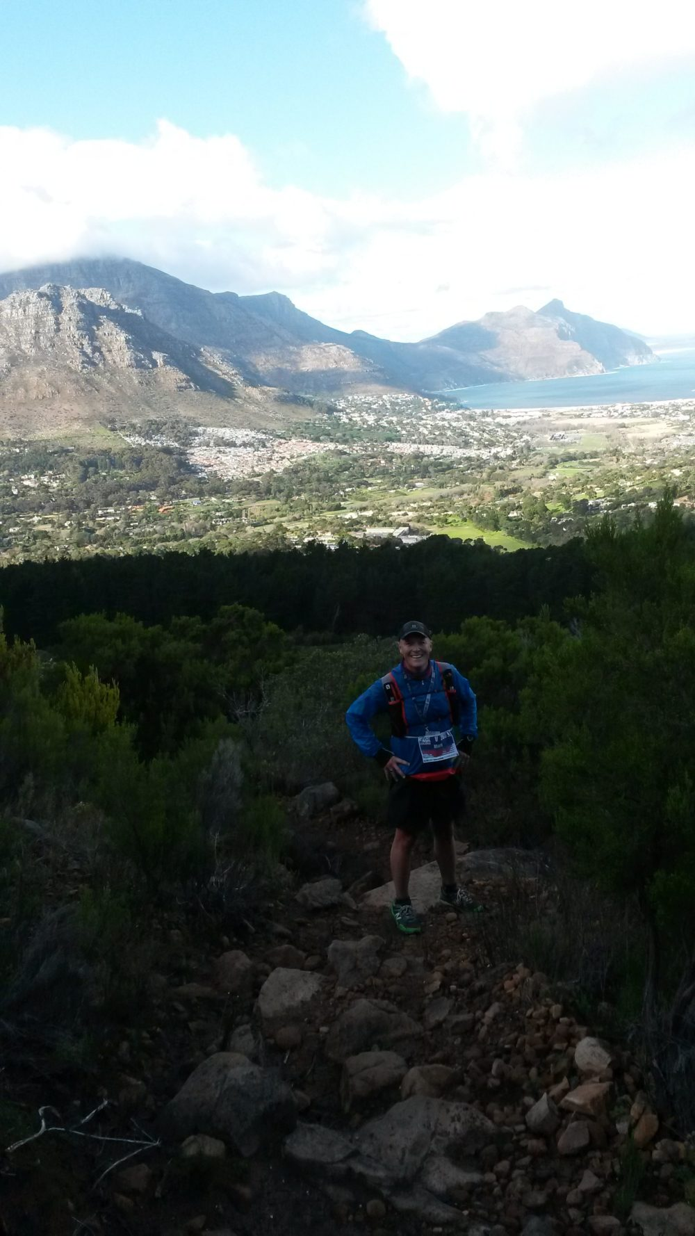 July 2015 Bastille Trail Run