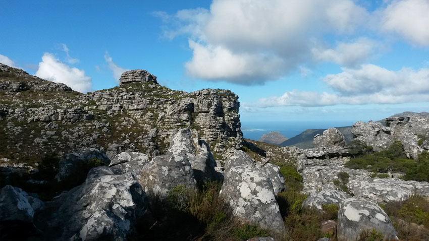July 2015 Hout Bay Challenge