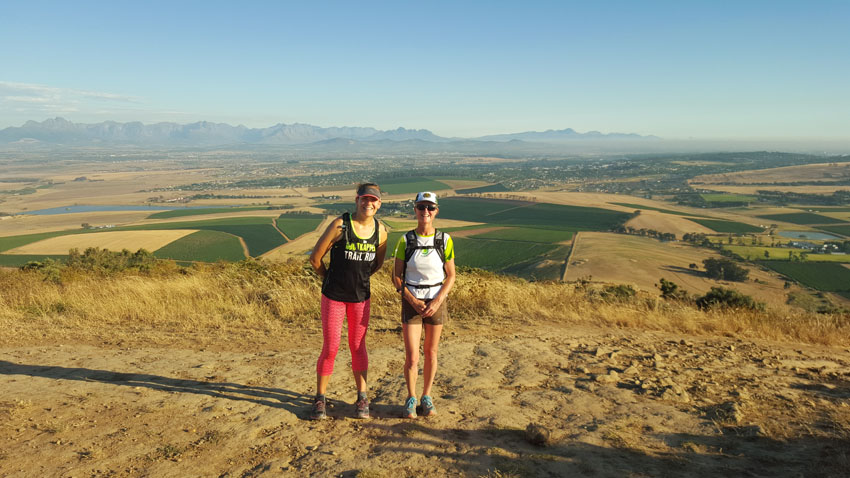 Wednesday Trail Run At Meerendal December 2015